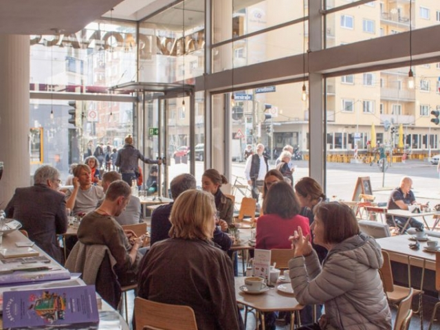 Bellevue München | CAFÉ-RESTAURANT