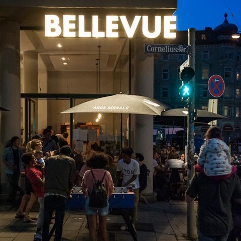 Bellevue Muenchen