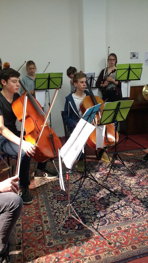 Jugendorchester Breitenberg 2